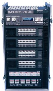 Avolites Art 2000 48-way Rack