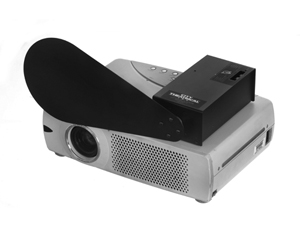 City Theatrical DMX Projector Dowser